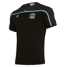 Macron Macron Glasgow Warriors M19 Senior Travel Tee (2019)