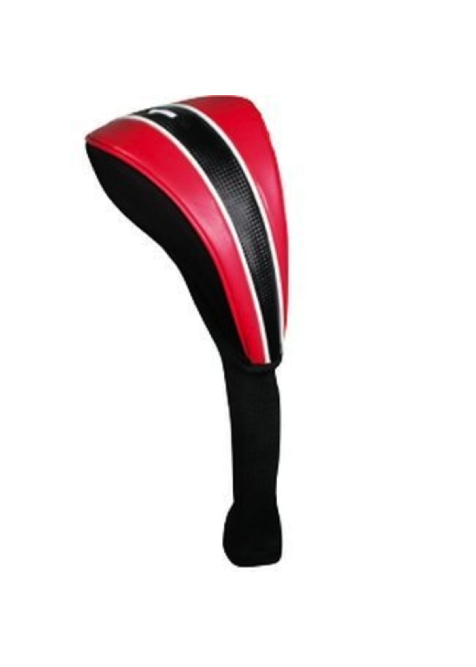 Masters Masters MCZ Driver Cover. Black/Red