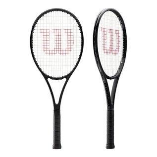 Wilson Wilson Pro Staff 97L Countervail Tennis Racket (2018) Black/Black G3