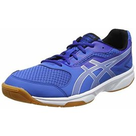 Asics Asics Gel-Upcourt 2 Mens Indoor Court Shoes Classic Blue/Silver/Asics Blue 10