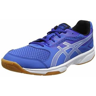 Asics Asics Gel-Upcourt 2 Mens Indoor Court Shoes Classic Blue/Silver/Asics Blue 7