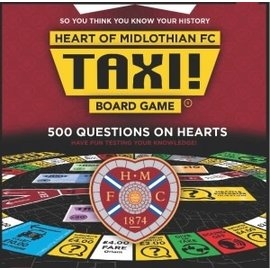 Taxi! Board Game - Hearts Edition (2019)