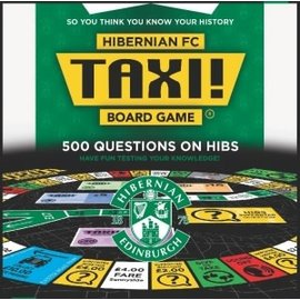 Taxi! Board Game - Hibs Edition (2019)