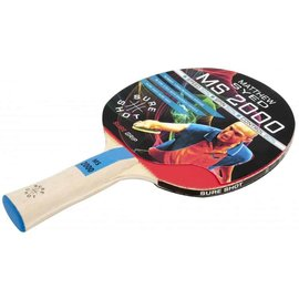 Sure Shot Matthew Syed MS 2000 Table Tennis Bat