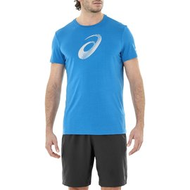 Asics Asics Mens GPX SS Fitness & Training Top, Race Blue