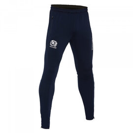 Macron Macron M19 6NT Training Fitted Adult Track Pant, Navy