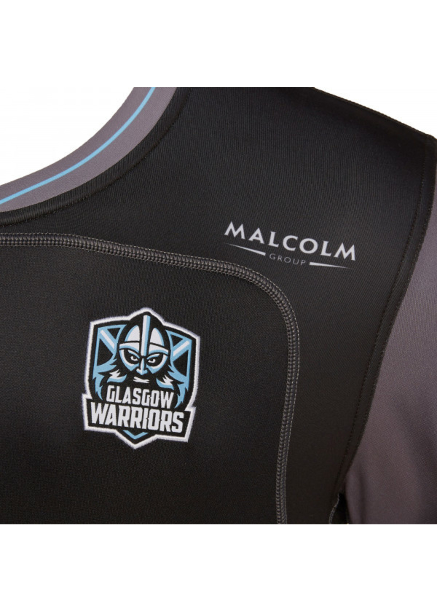 Macron Macron Glasgow Warriors M19 Senior Home Replica Shirt (2019/20)
