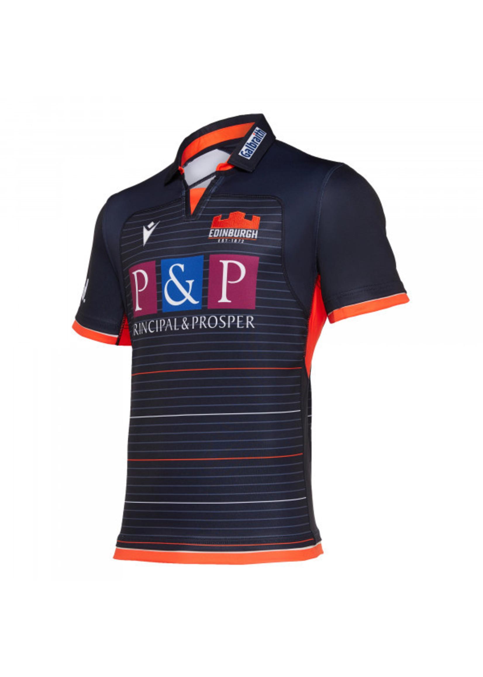 Macron Macron Edinburgh Rugby M19 Senior Home Replica Shirt (2019/20)