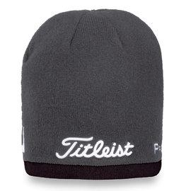Titleist Titleist Merino Wool Beanie Hat, Grey/Black