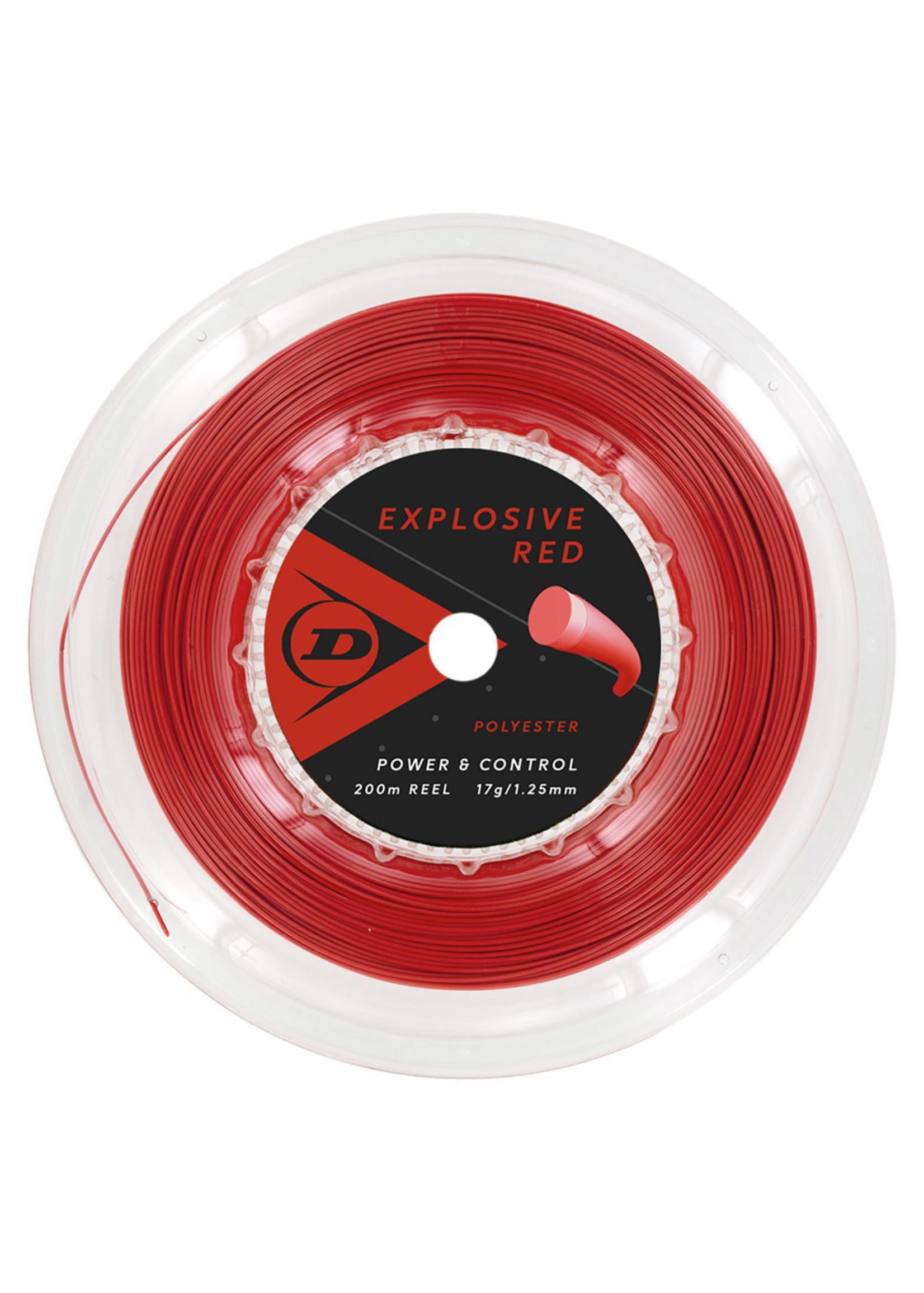 Dunlop Srixon Dunlop Srixon Explosive Red Restring