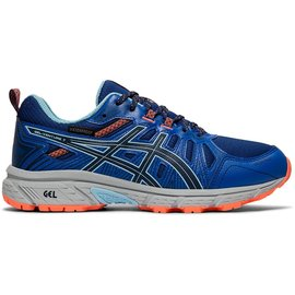 Asics Asics Gel-Venture 7 WP Ladies Trail Running Shoe, Blue Expanse/ Heritage Blue