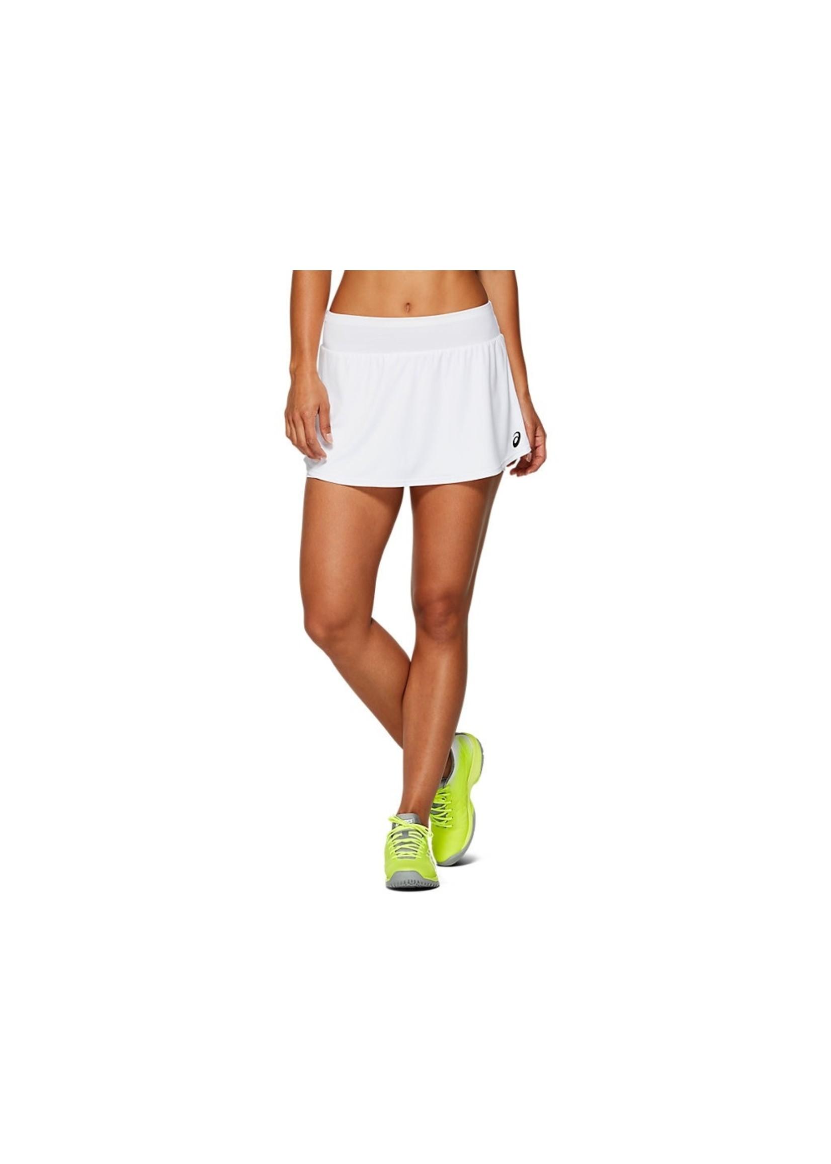 Asics Asics Women's Tennis Club Skort, Brilliant White