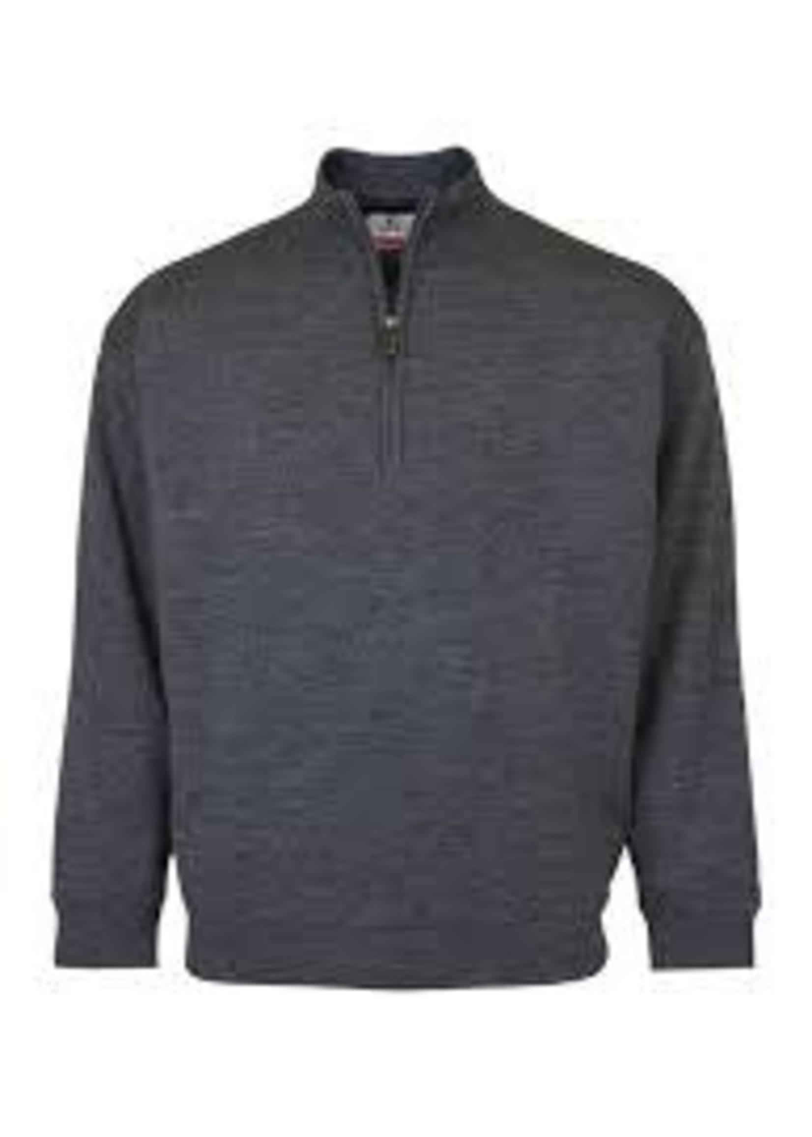 ProQuip Proquip Lined Merino Mens 1/4 Zip Sweater