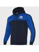 Macron Macron SRU M19 Heavy Cotton Full Zip Junior Hoody