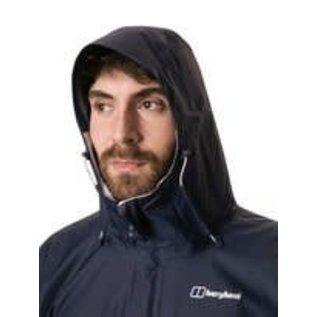 Berghaus Berghaus Deluge Vented Waterproof Jacket (2020) - Dark Blue