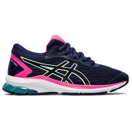 Asics Asics GT-1000 9 Junior Running Shoe - GS (2020) - Peacoat/Black