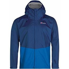 Berghaus Berghaus Deluge Vented Waterproof Jacket (2020) - Dark Blue
