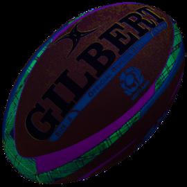 Gilbert Gilbert Official Replica Ball SRU Tartan Size 5