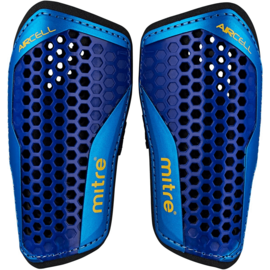 mitre Mitre Aircell Carbon Shinguard, Blue