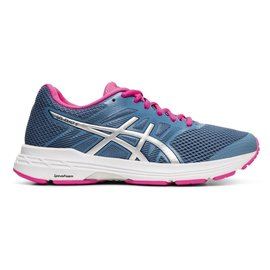 Asics Asics Gel-Exalt 5 Ladies Running Shoe (2020), Grey Floss/Silver