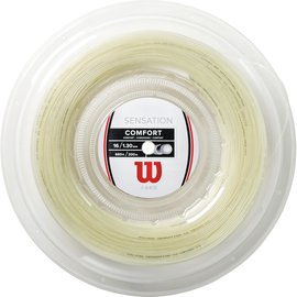 Wilson Wilson Sensation Tennis String - 200m Reel (16G)
