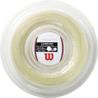 Wilson Wilson Sensation Tennis String - 200m Reel (16G)