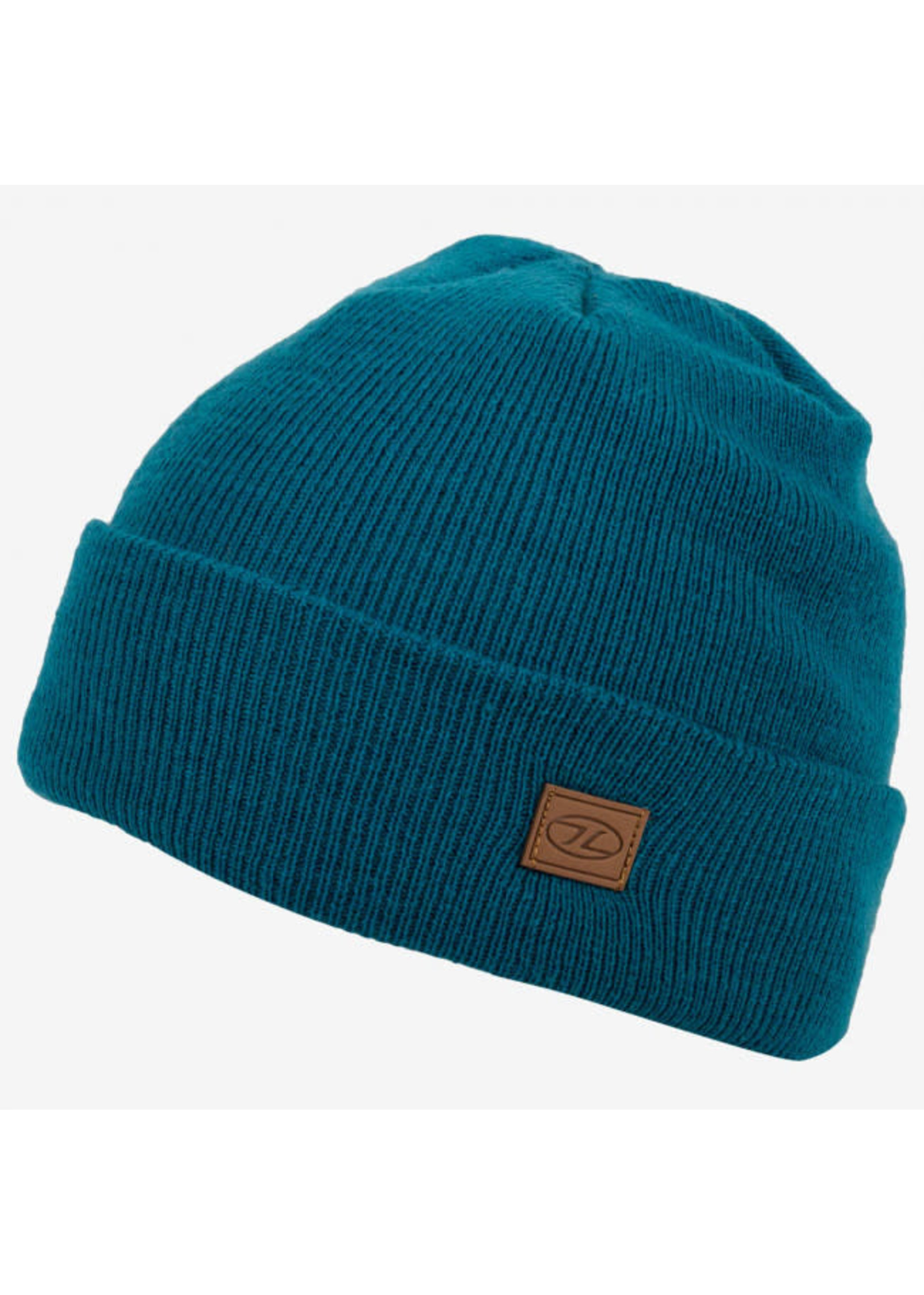 Highlander Highlander Thinsulate Ski Hat/Beanie Badge