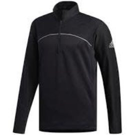 Adidas Adidas Mens Go-To 1/4 Zip (2020), Black