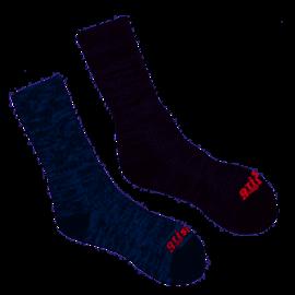 Gri-Sport GriSport Merino Mens Socks, 2 Pack (2020)