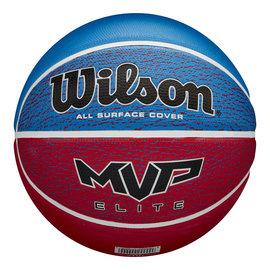 Wilson Wilson MVP Elite Basketball - Blue/Red- Size 7