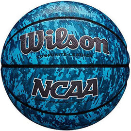Wilson Wilson NCAA Performance Basketball - Blue Camo