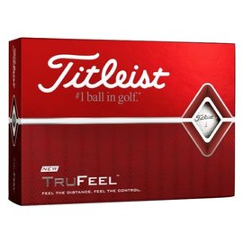 Titleist Titleist Tru Feel Golf Ball (2020)