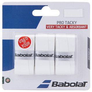 Babolat Babolat Pro Tacky Overgrip, 3 Pack (2020)