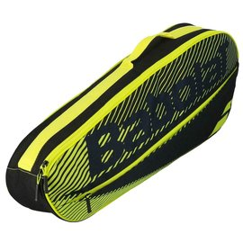Babolat Babolat Essential 3 Racket Bag, Black/Yellow (2020)