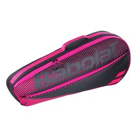 Babolat Babolat Essential 3 Racket Bag, Black/Pink (2020)