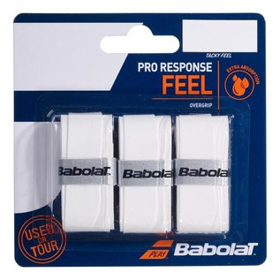 Babolat Babolat Pro Response Overgrip, 3 Pack (2020)