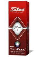 Titleist Titleist TruFeel Golf Ball, Sleeve of 3 (2020)