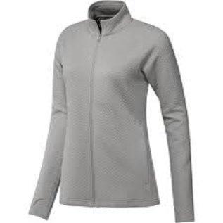 Adidas Adidas Ladies Textured Full Zip Jacket (2020)