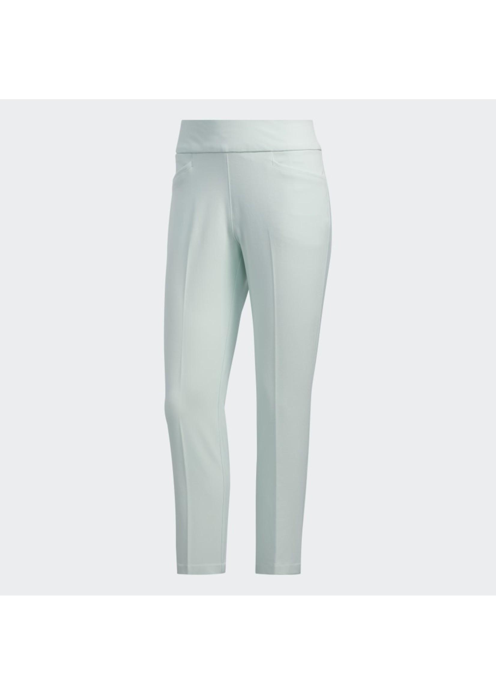 Adidas Adidas F19536 Ladies Pull On Ankle Pant (2020) Dash Green