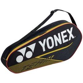 Yonex Yonex BA42023EX 3 Racket Bag Black/Gold