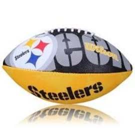 Wilson Wilson NFL Team Logo American Football (Pittsburgh Steelers)