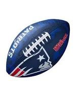 Wilson Wilson NFL Team Logo American Football (New England Patriots)