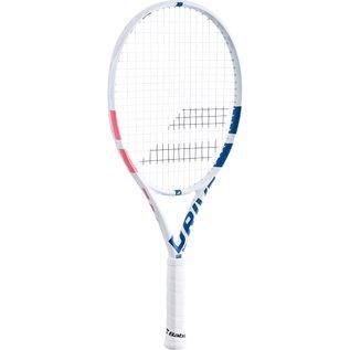"Babolat Babolat Pure Drive 25"" Junior Tennis Racket, White/Rose (2020)"