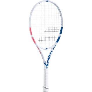 "Babolat Babolat Pure Drive 26"" Junior Tennis Racket, White/Rose (2020)"