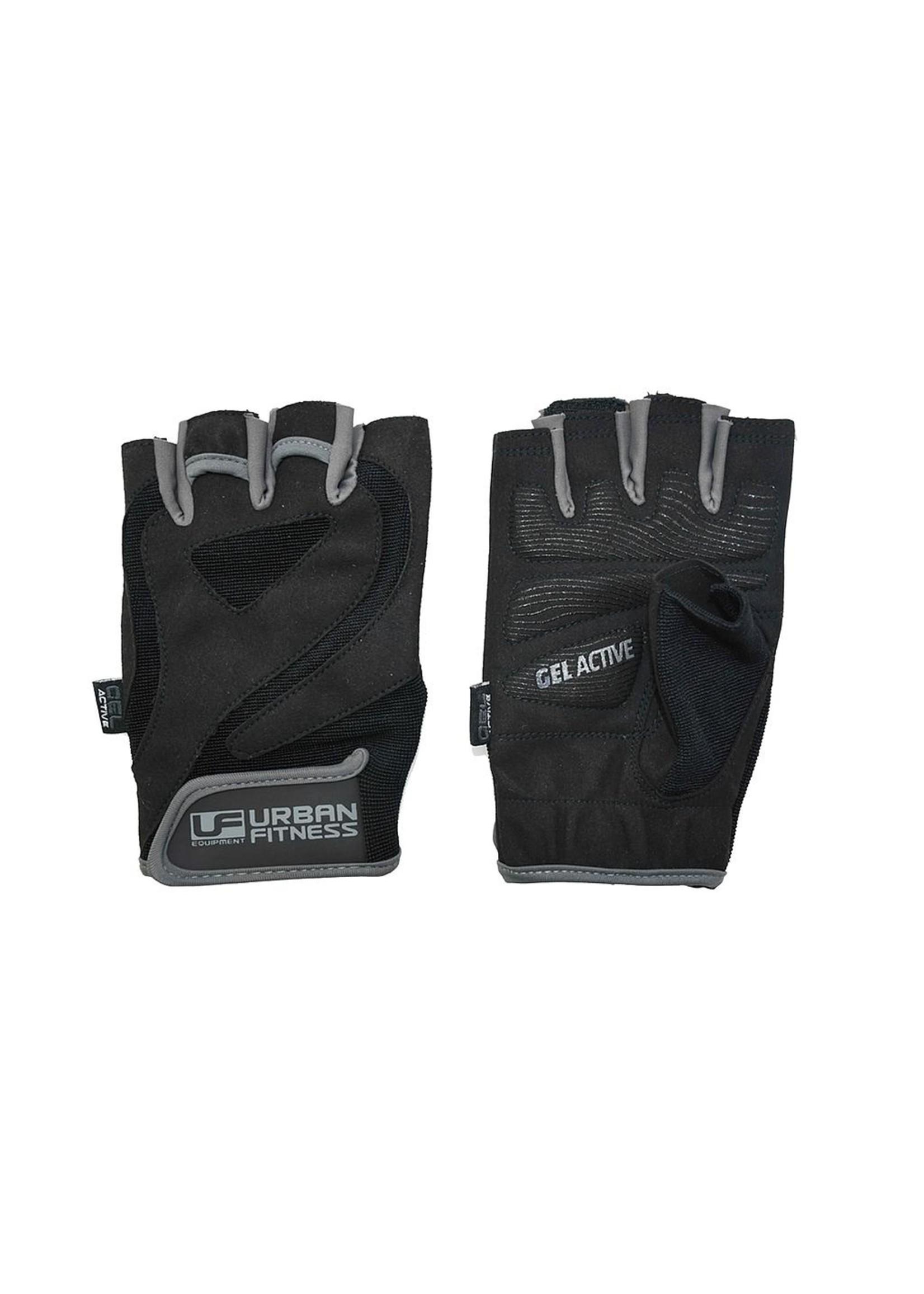 UF Pro Gel Training Glove Black/Grey