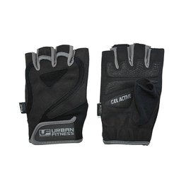 UF Pro Gel Training Glove Black/Grey