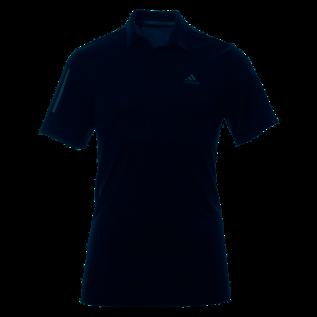 Adidas Adidas 3 Stripe Basic Mens Golf Polo Shirt, Navy  (2020)