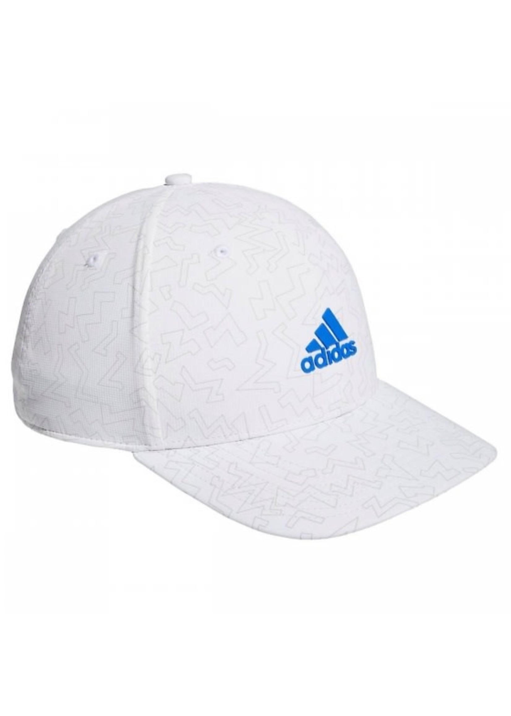 Adidas Adidas Colour Pop Golf Cap, White/Blue