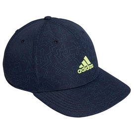 Adidas Adidas Colour Pop Golf Cap, Navy/Lime