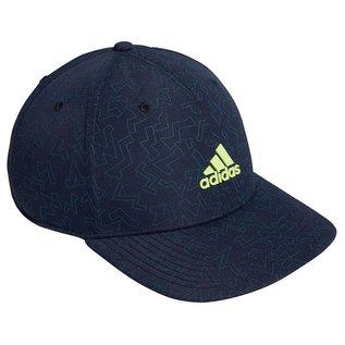 Adidas Adidas Colour Pop Golf Cap, Navy/Lime